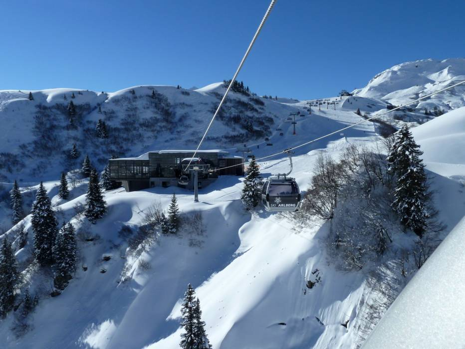Горнолыжный курорт St. Anton / Stuben / Lech / Zürs / Warth – Ski Arlberg 10