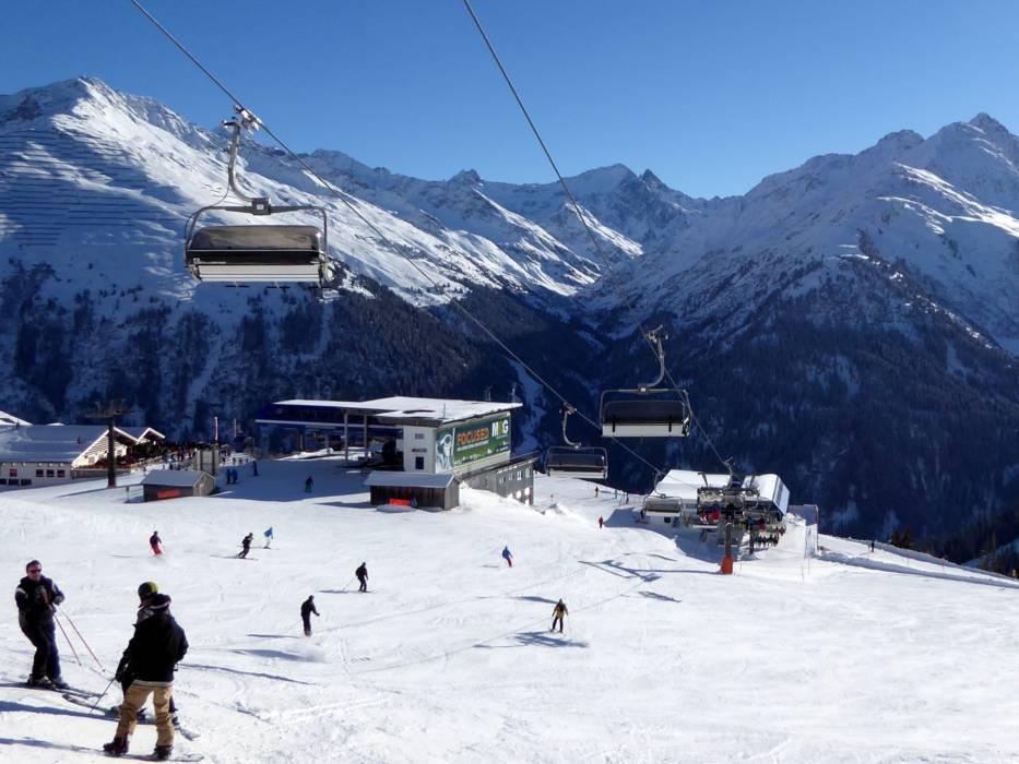Горнолыжный курорт St. Anton / Stuben / Lech / Zürs / Warth – Ski Arlberg 5