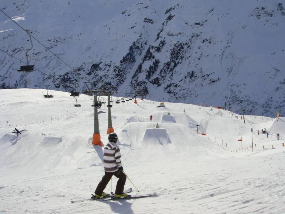 Горнолыжный курорт St. Anton / Stuben / Lech / Zürs / Warth – Ski Arlberg 6