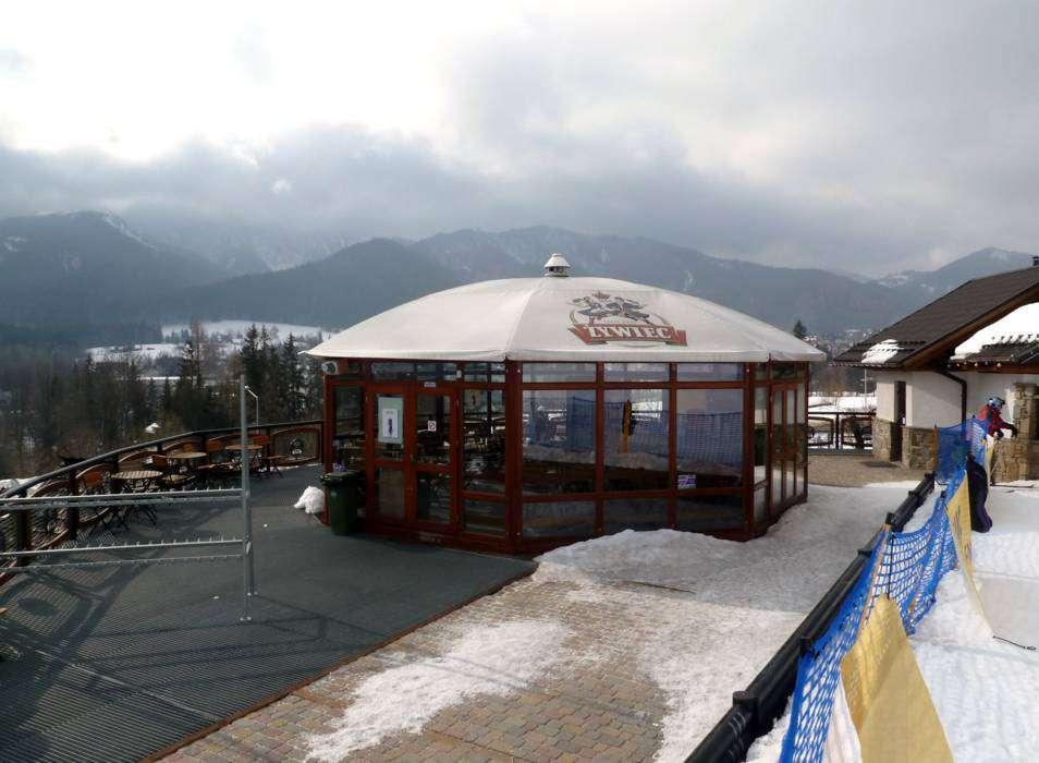 Горнолыжный курорт Szymoszkowa 4
