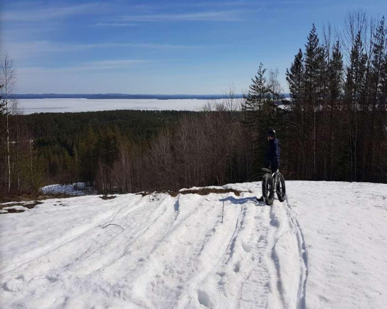 Горнолыжный курорт Ukko-Koli 4