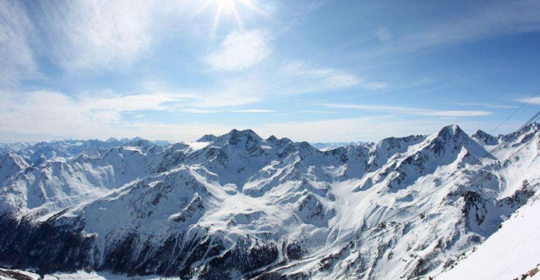 Горнолыжный курорт Val Senales Glacier 1