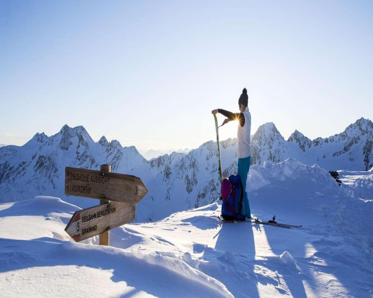 Горнолыжный курорт Val Senales Glacier 3