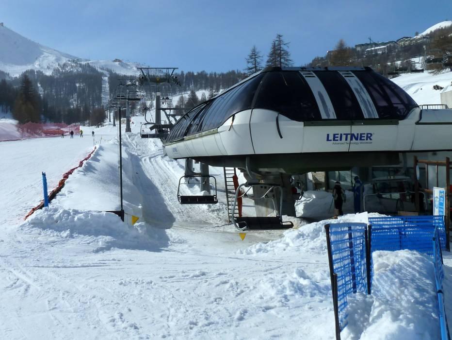 Горнолыжный курорт Via Lattea – Sestriere / Sauze d'Oulx / San Sicario / Claviere / Montgenèvre 9