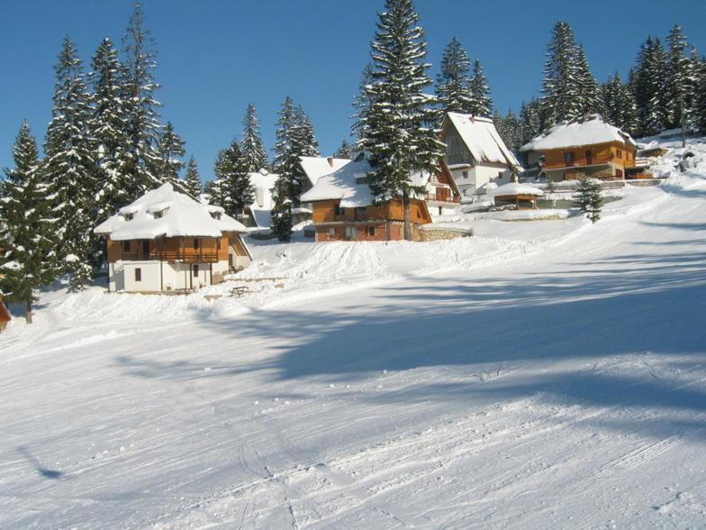 Горнолыжный курорт Vlašić 3