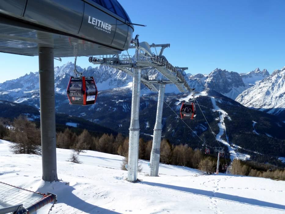 Горнолыжный курорт 3 Zinnen Dolomites – Helm / Stiergarten / Rotwand / Kreuzbergpass 4