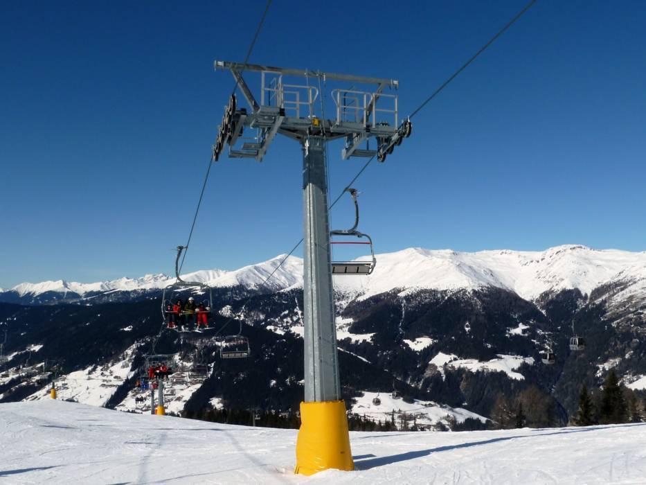 Горнолыжный курорт 3 Zinnen Dolomites – Helm / Stiergarten / Rotwand / Kreuzbergpass 7