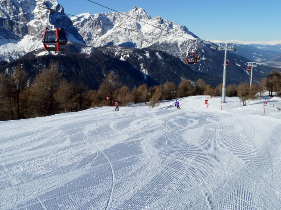 Горнолыжный курорт 3 Zinnen Dolomites – Helm / Stiergarten / Rotwand / Kreuzbergpass 9
