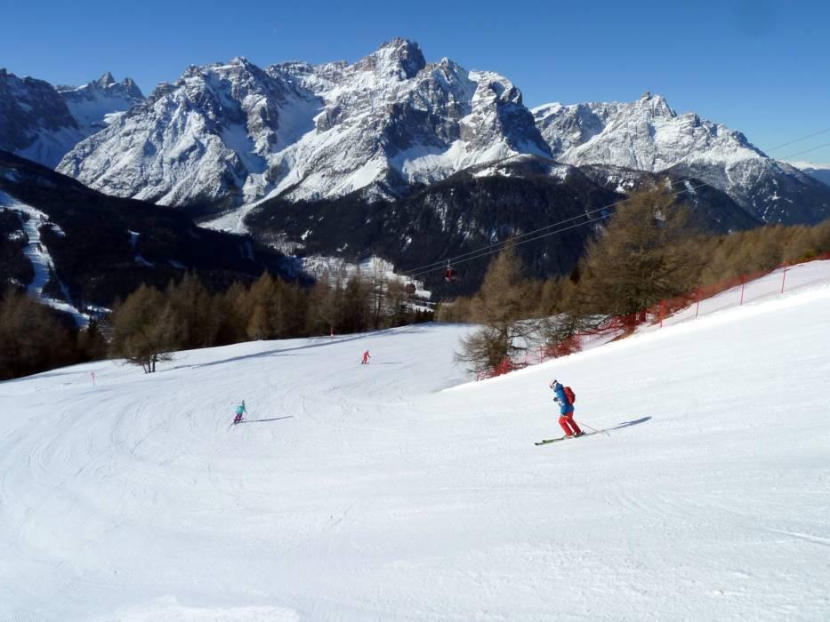 Горнолыжный курорт 3 Zinnen Dolomites – Helm / Stiergarten / Rotwand / Kreuzbergpass 10