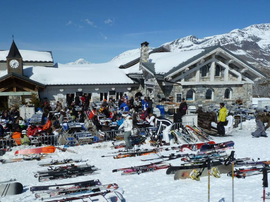 Горнолыжный курорт Tignes / Val d'Isère 3