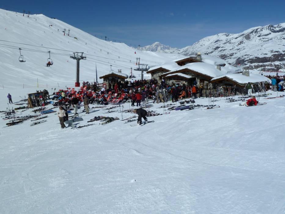 Горнолыжный курорт Tignes / Val d'Isère 5