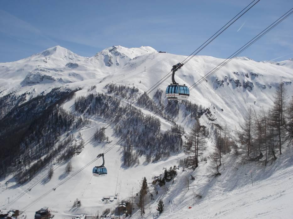 Горнолыжный курорт Tignes / Val d'Isère 6