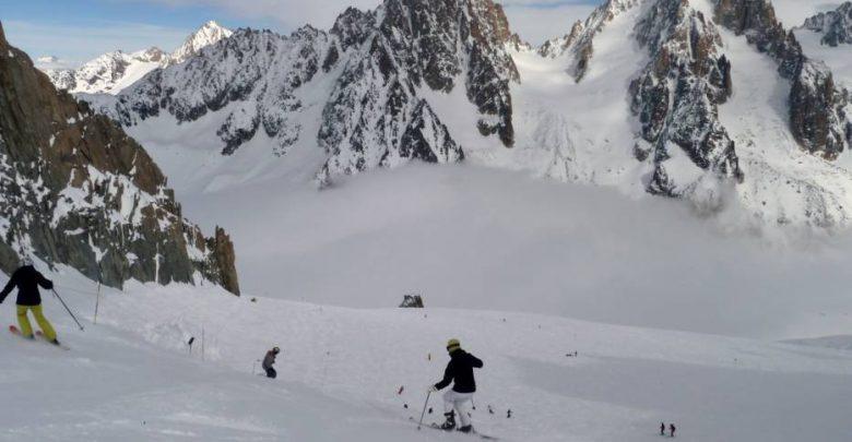 Горнолыжный курорт Grands Montets – Argentière (Chamonix) 10