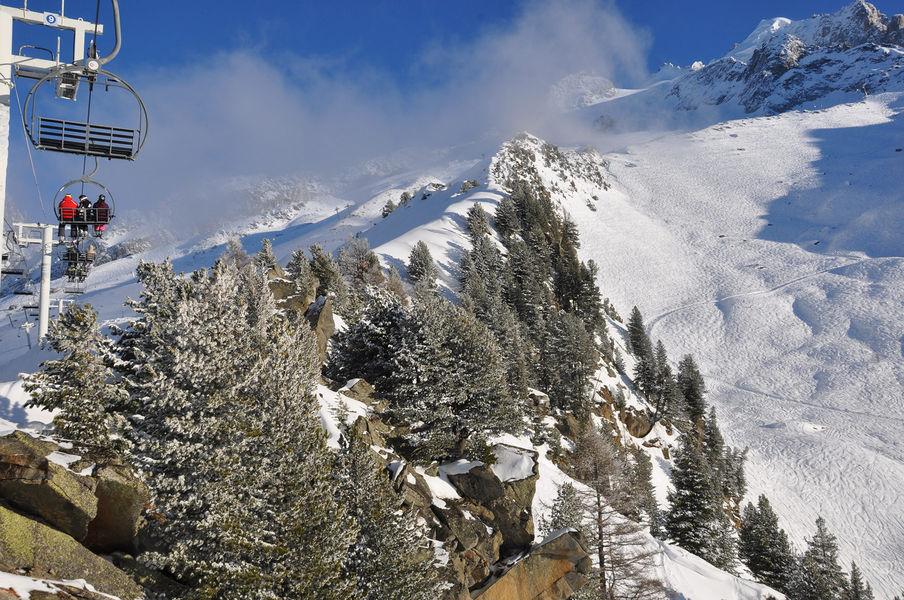 Горнолыжный курорт Grands Montets – Argentière (Chamonix) 15