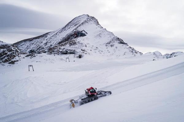 Открыт горнолыжный сезон ещё в трех регионах Европы 1