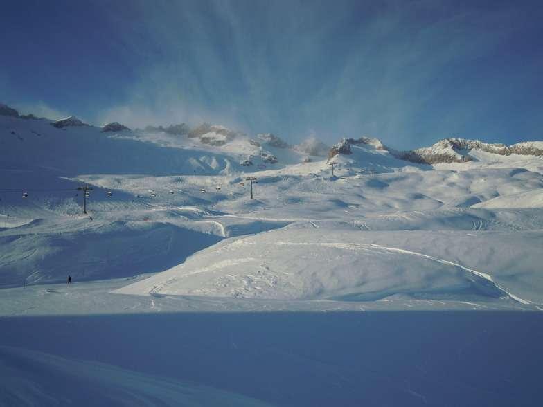 Горнолыжный курорт Belalp – Blatten 7