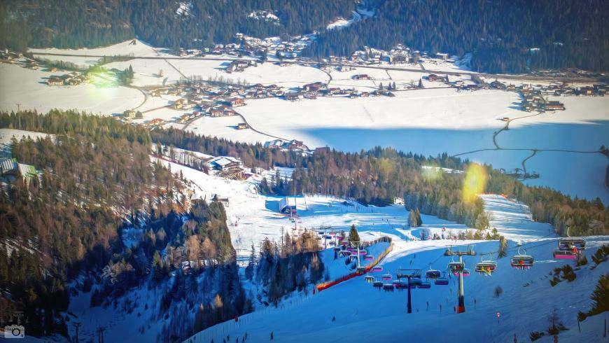Горнолыжный курорт Christlum – Achenkirch 7