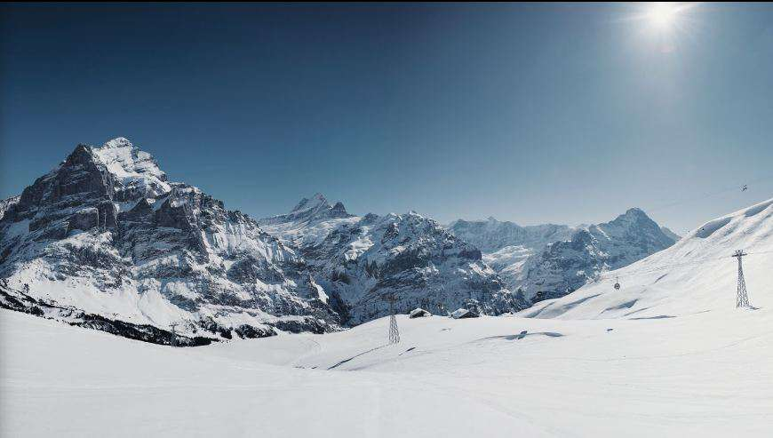 Горнолыжный курорт First – Grindelwald 8
