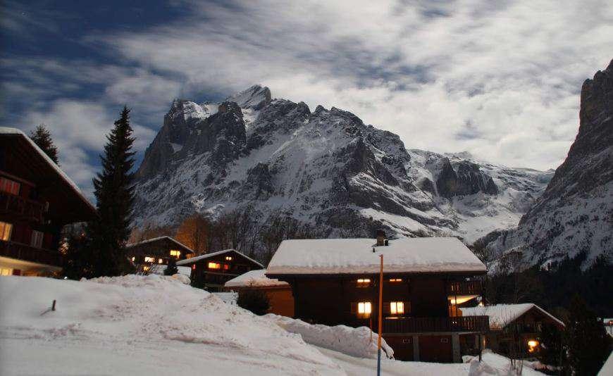Горнолыжный курорт First – Grindelwald 4