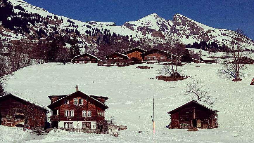 Горнолыжный курорт First – Grindelwald 5
