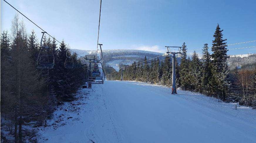 Горнолыжный курорт Śnieżka – Karpacz 8
