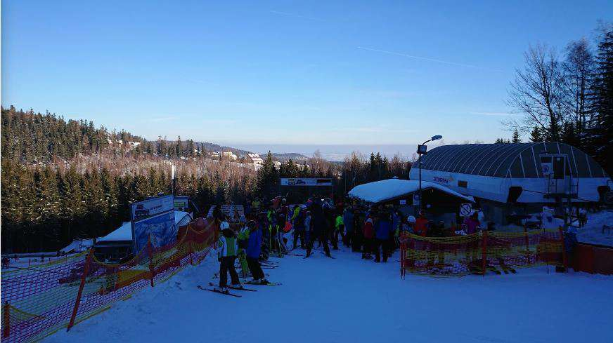 Горнолыжный курорт Śnieżka – Karpacz 3