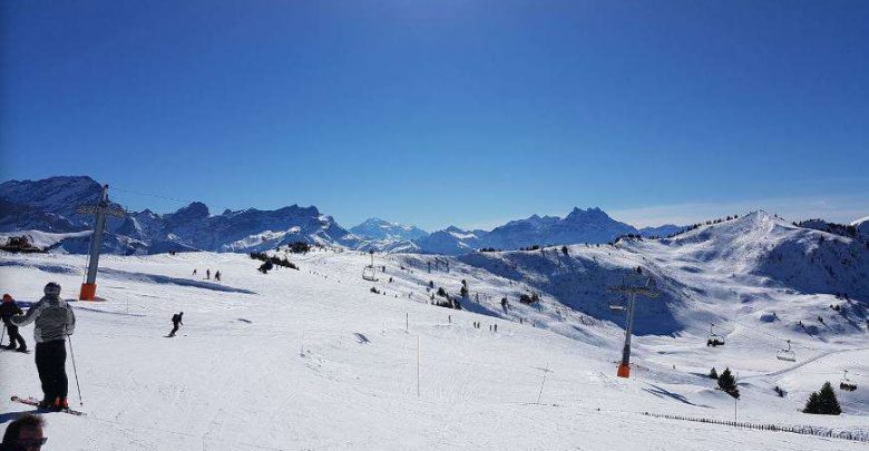Горнолыжный курорт Villars / Gryon / Les Diablerets 1
