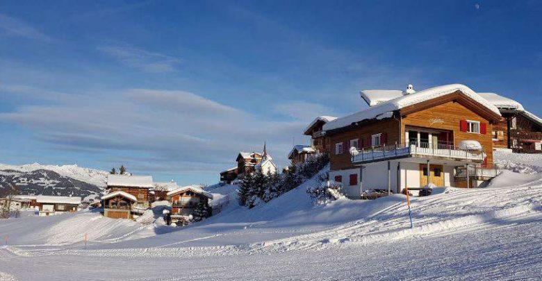 Горнолыжный курорт Obersaxen / Mundaun / Val Lumnezia 1