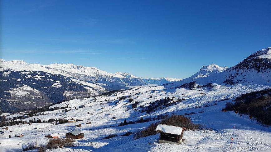 Горнолыжный курорт Obersaxen / Mundaun / Val Lumnezia 7