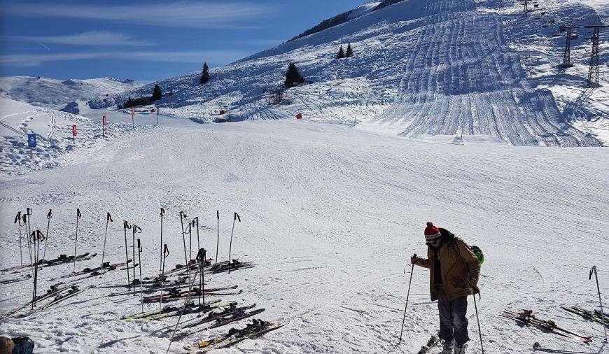 Горнолыжный курорт Obersaxen / Mundaun / Val Lumnezia 4