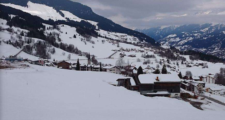 Горнолыжный курорт Obersaxen / Mundaun / Val Lumnezia 5