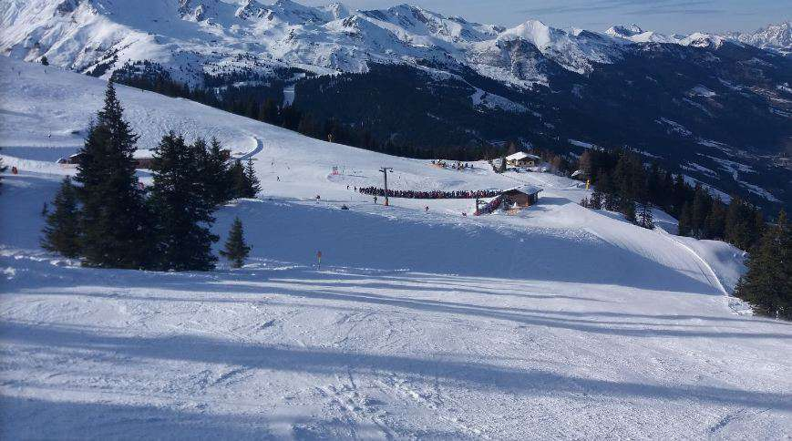 Горнолыжный курорт Bad Gastein / Bad Hofgastein – Schlossalm / Angertal / Stubnerkogel 7
