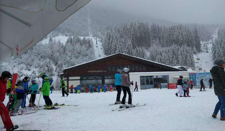 Горнолыжный курорт Bad Gastein / Bad Hofgastein – Schlossalm / Angertal / Stubnerkogel 8