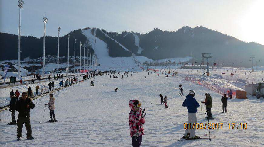 Горнолыжный курорт Silk Road 6