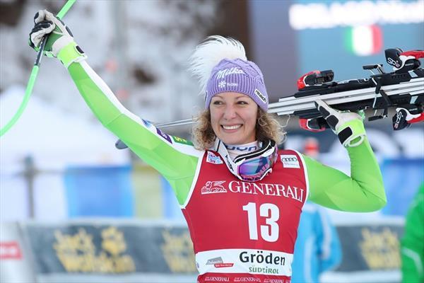 Илка Штухец предвкушает начало лыжных тренировок в третьей декаде мая 1