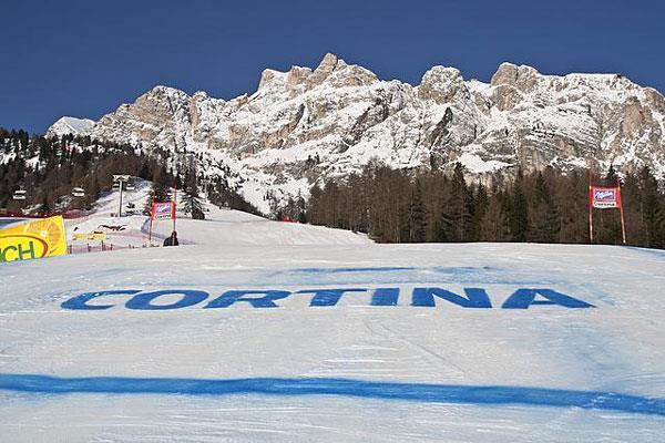 Италия просит перенести чемпионат мира по горнолыжному спорту в Кортине на год 1
