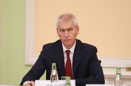 Олег Матыцин: «На федеральных базах Минспорта РФ возобновляются тренировочные мероприятия» 1