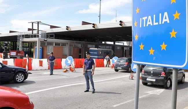 Посольство Италии опровергло сообщения о закрытии границ 1
