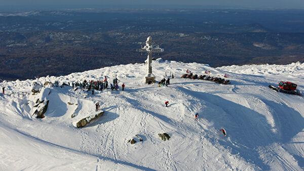 Власти Кузбасса приступают к модернизации горнолыжного курорта Шерегеш 1