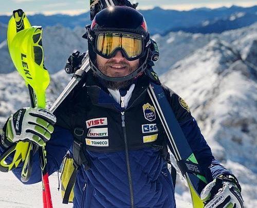 Горнолыжники сборных команд России начали летний снежный сбор в Приэльбрусье 1