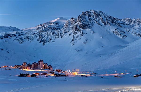 Ледники во Франции открываются в июне 1