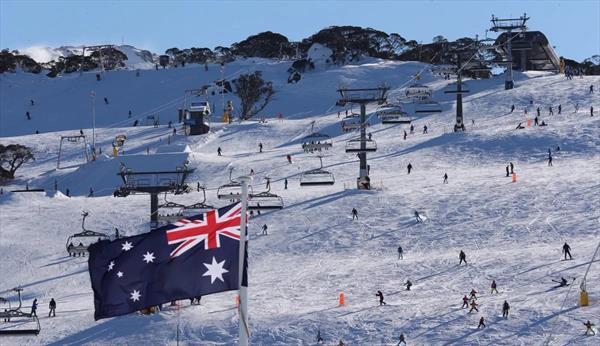Начинается горнолыжный сезон в Южном полушарии 1