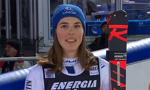 Петра Влхова приступила к лыжным тренировкам в Италии 1