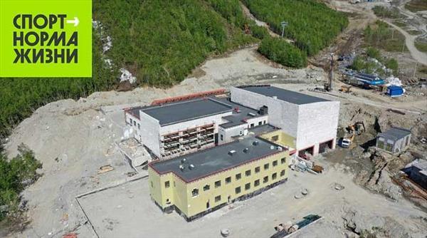 В Кировске появится современная тренировочная база для горнолыжников 1