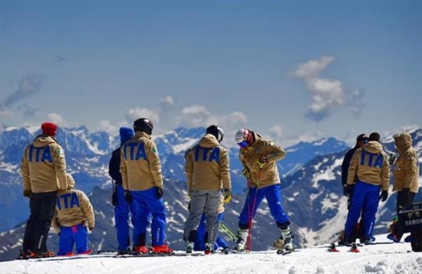 Женская сборная Италии «посажена» на карантин из-за подозрения на коронавирус у одного из тренеров 1