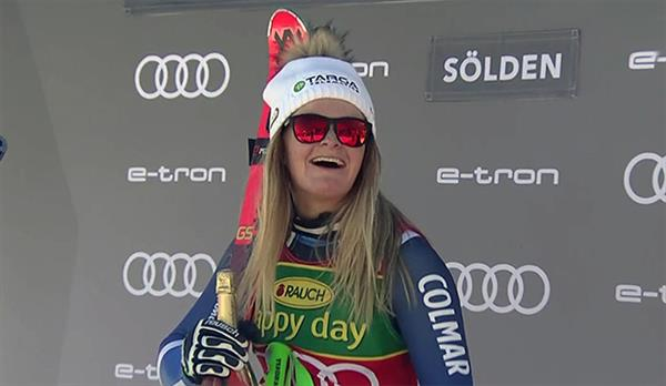 Элис Робинсон начала лыжные тренировки в Новой Зеландии 1