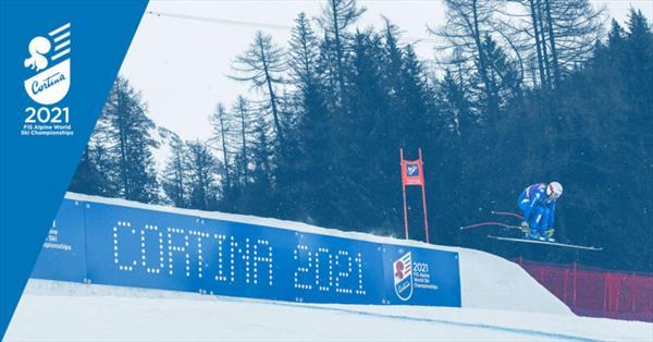 Италия продолжает подготовку к чемпионаты мира-2021 по горнолыжному спорту 1