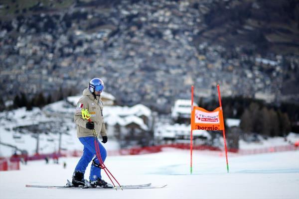 Лидер итальянских спусковиков готов к возвращению на снег после травмы 1