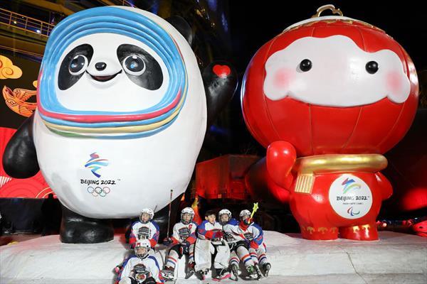 Проведение тестовых соревнований зимней Олимпиады-2022 в Пекине — под вопросом 1