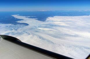 «Розовый снег» в Альпах встревожил климатологов 1